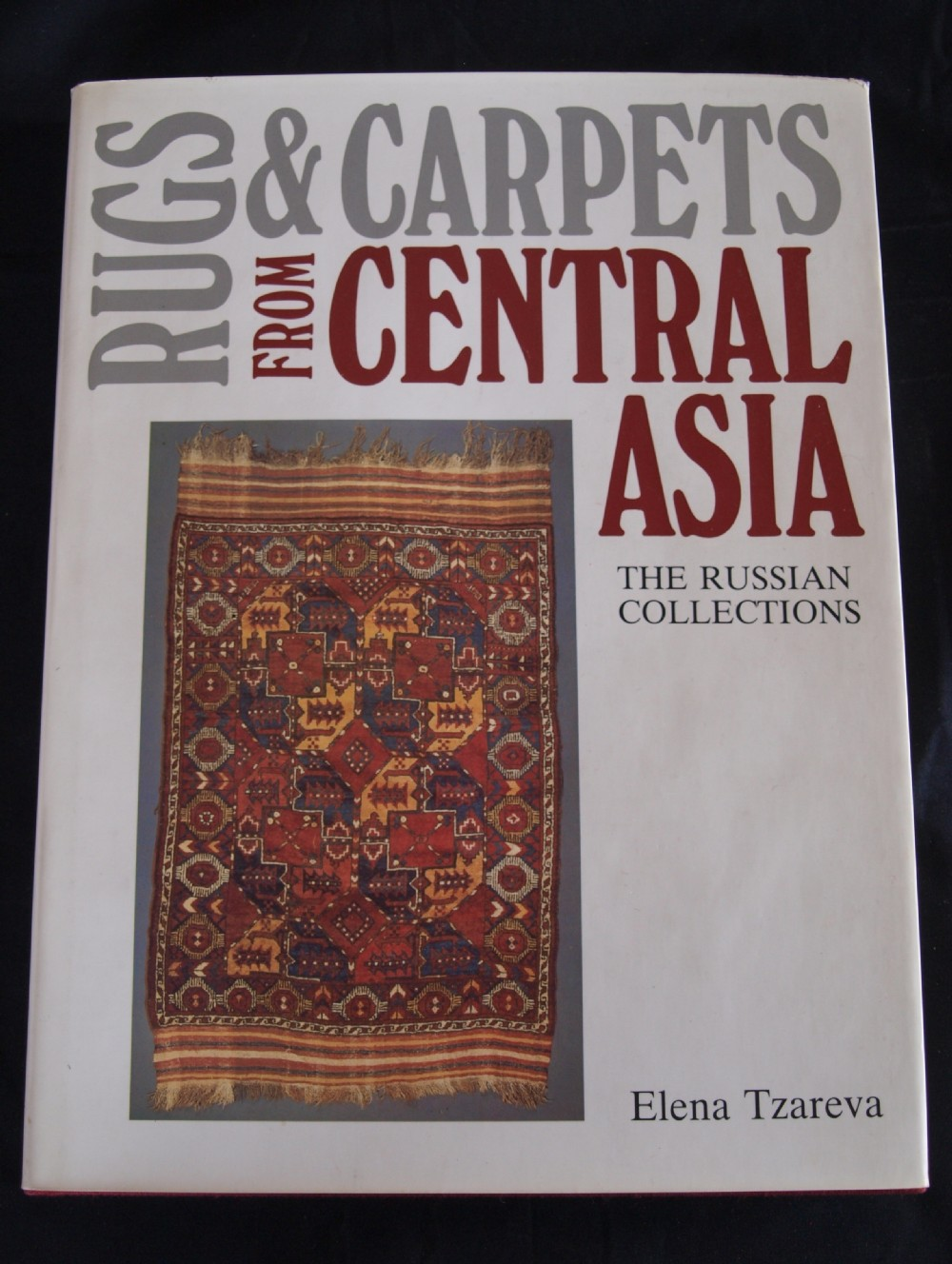 rugs carpets from central asia