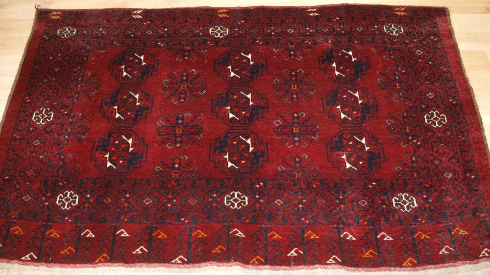 old afghan ersari chuval of large size excellent condition circa 1920